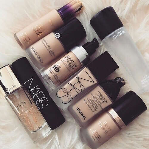 foundations, foundation makeup, foundation collage