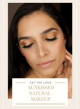 5 Tips to achieve the Perfect Natural Summer Glow Makeup
