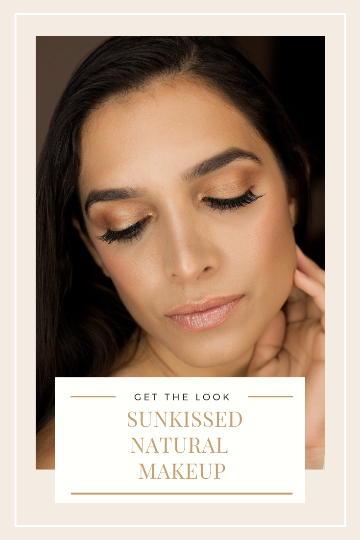 SUN KISSED NATURAL MAKEUP, SUN KISSED NATURAL MAKEUP TUTORIAL, SUNKISSED MAKEUP