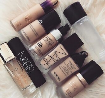 The Best Foundation for your Skin – 5 Steps to find the right foundation