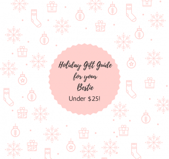 Gifts for your Bestie under $25