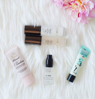 The Best 5 Makeup Primers that I can swear by