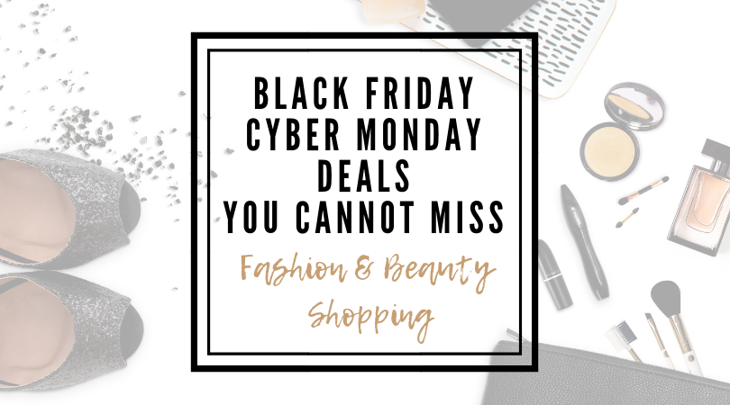fashion deals black friday, black friday shopping, black friday makeuo shopping, makeup shopping cyber monday, clothing shopping cyber monday