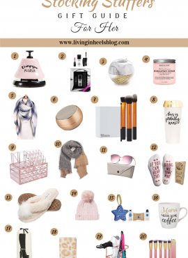 Stocking Stuffers Gifts for Her