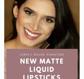 3 Long Lasting Drugstore Matte Liquid Lipsticks that you must have