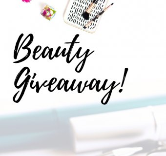 Welcome the New Year with this Sephora Giveaway!