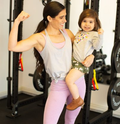How to Workout at Home for Busy Moms: 5 Tips from another busy mom