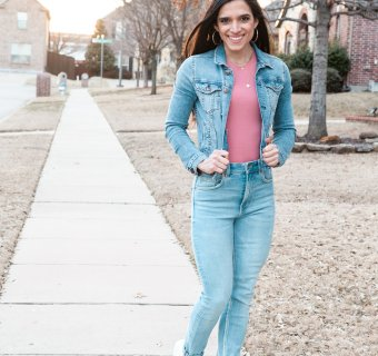 How to style a bodysuit: 3 cute outfit ideas